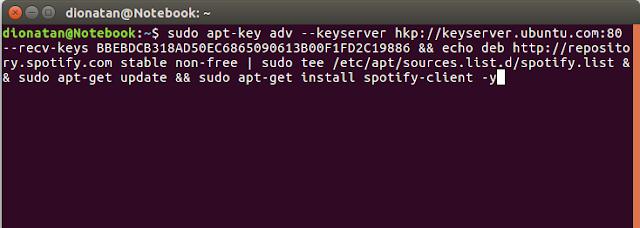 Instalando o Spotify no Ubuntu e no Debian