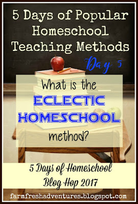 Popular Homeschool Teaching Methods: Eclectic Homeschool