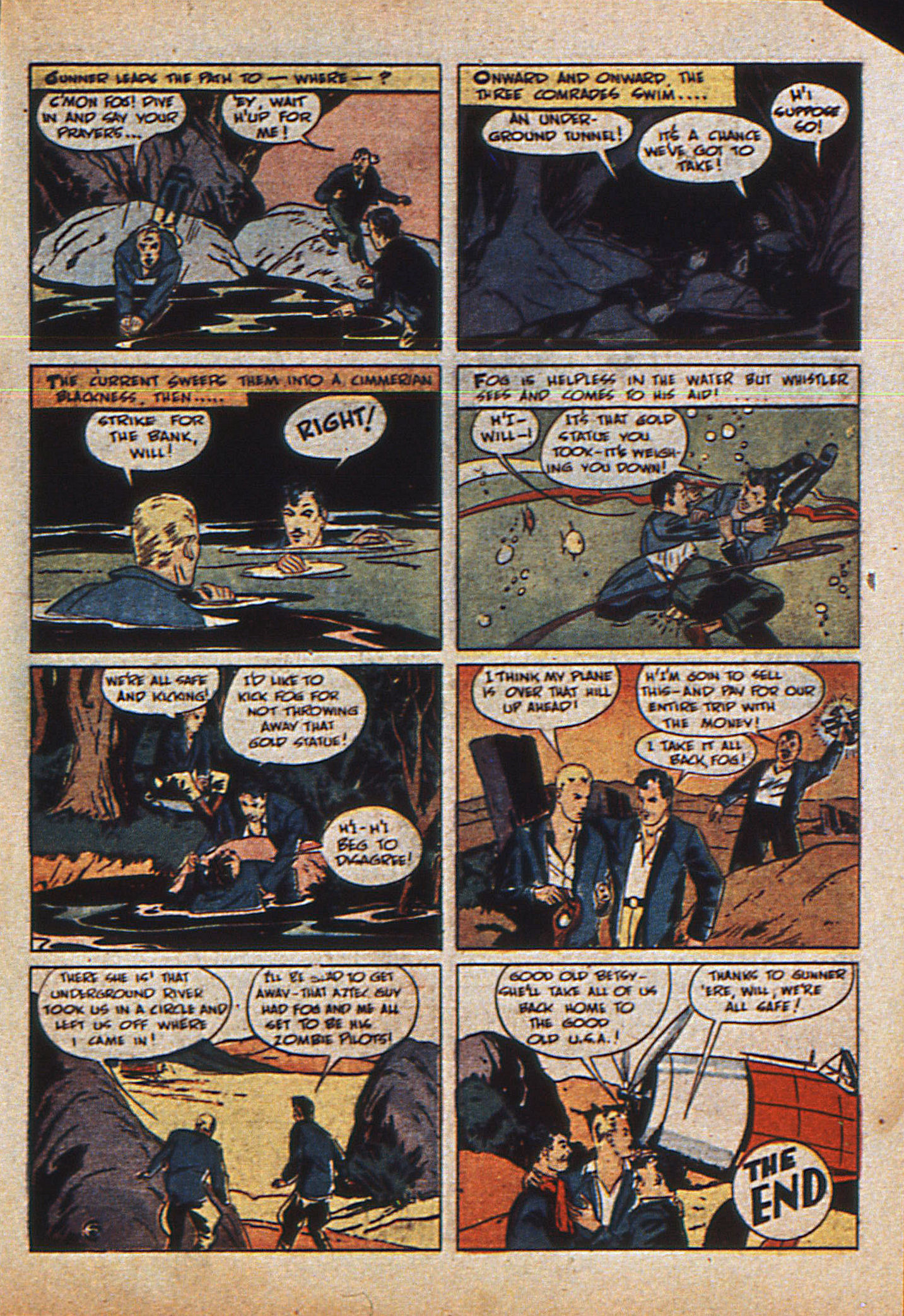 Read online Action Comics (1938) comic -  Issue #23 - 34