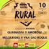 Campeonato Rural de Futebol movimenta as comunidades do campo, levando lazer e entretenimento em todo município de Iaçu.