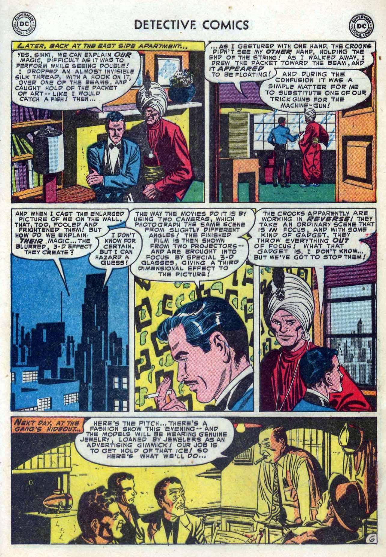 Read online Detective Comics (1937) comic -  Issue #204 - 39