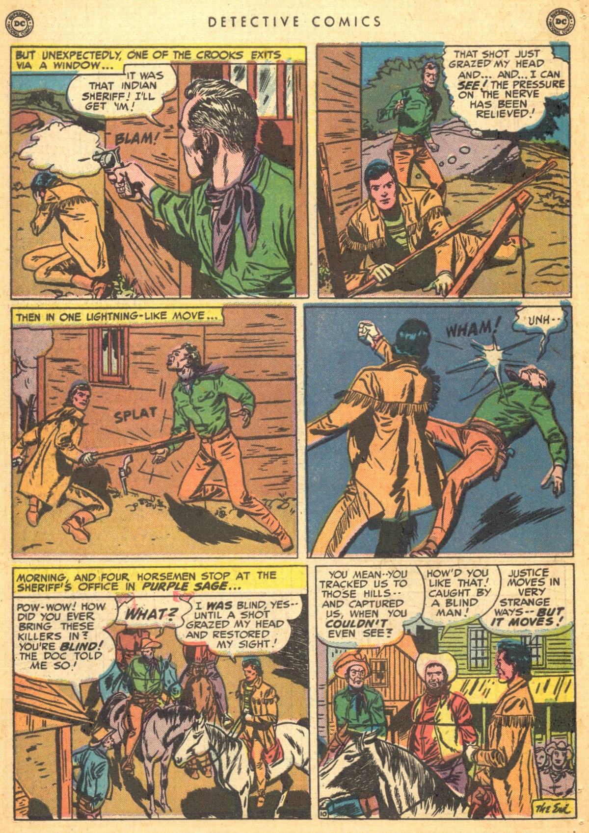 Read online Detective Comics (1937) comic -  Issue #170 - 48
