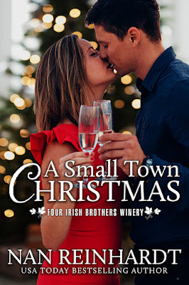 A Small Town Christmas cover