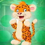G4K Gleeful Tiger Cub Escape