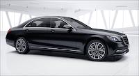 Bảng thông số kỹ thuật Mercedes S450 L Luxury 2019