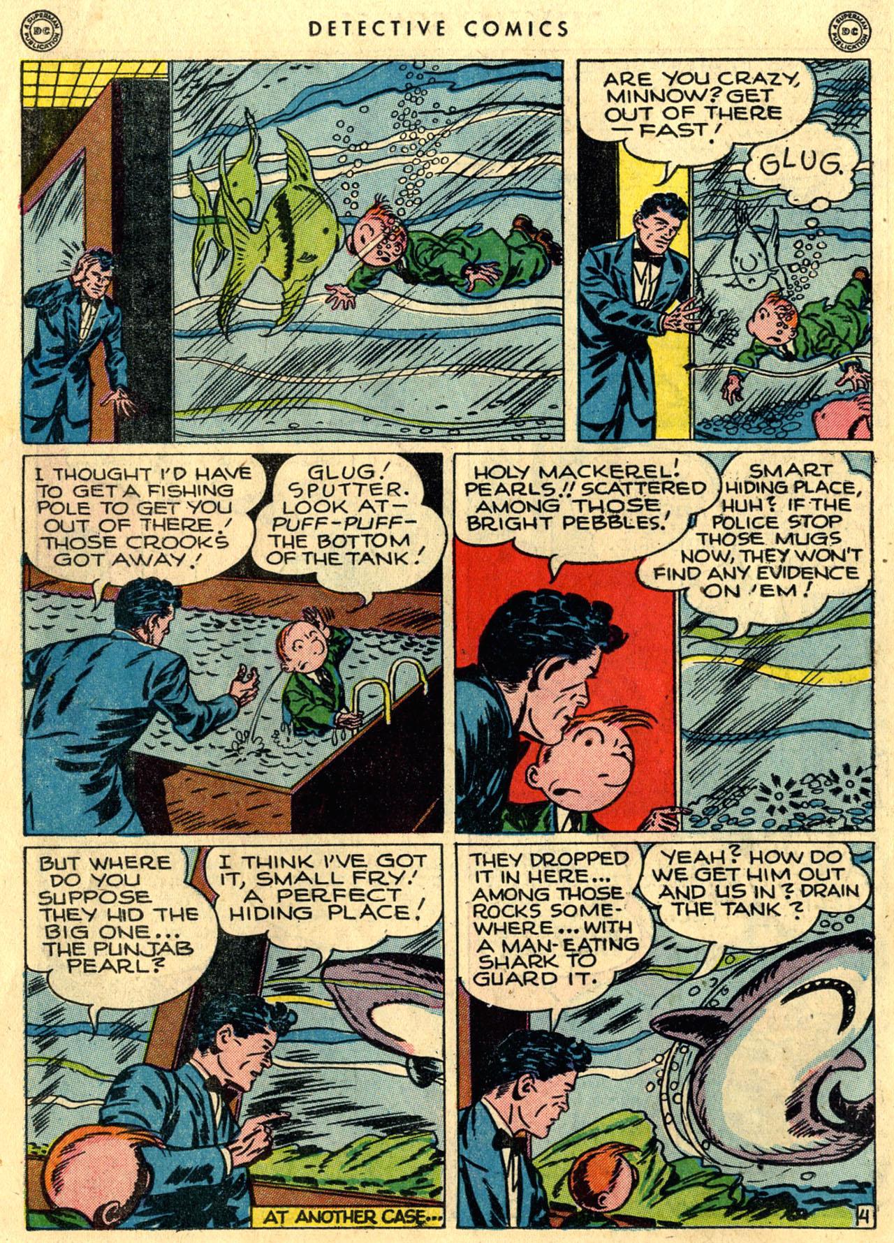 Read online Detective Comics (1937) comic -  Issue #118 - 20