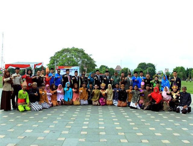 Upacara Peringatan Hari Sumpah Pemuda di Kebumen Dilaksanakan 27 Oktober