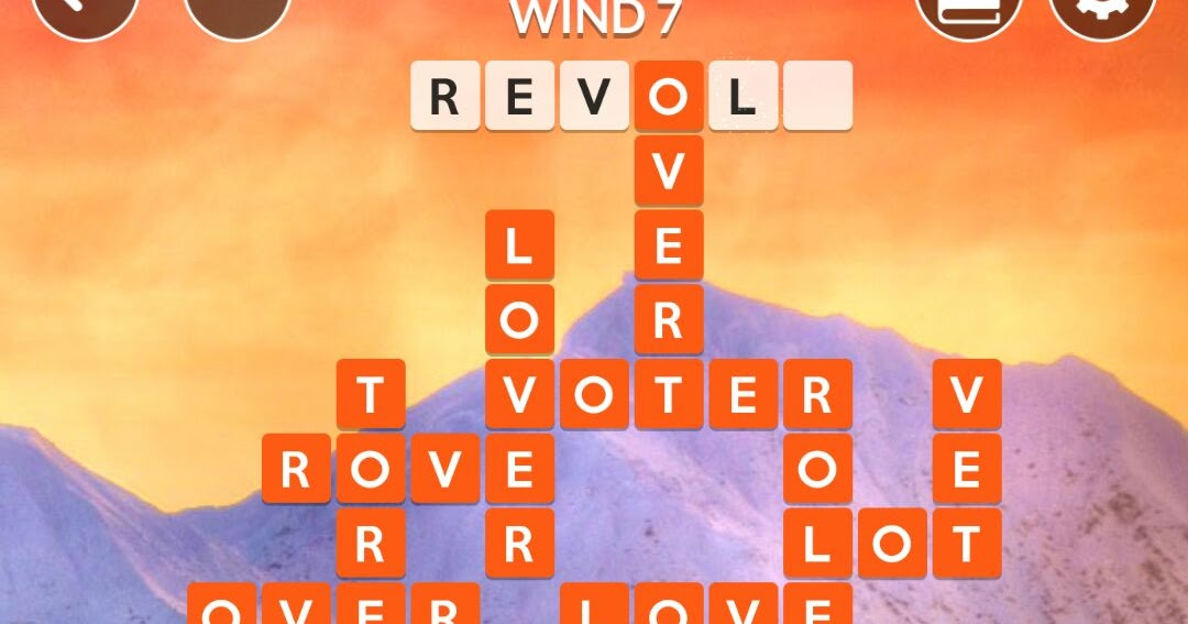 Wordscapes Level 167 Answers Doors Geek
