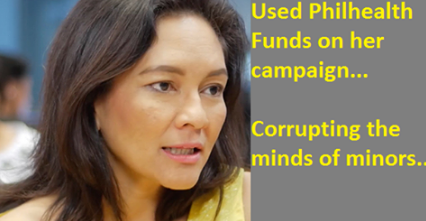 MUST SHARE: Citizen Watch Group Readies Five Administrative Cases Against Risa Hontiveros Over Anti-Marcos Book