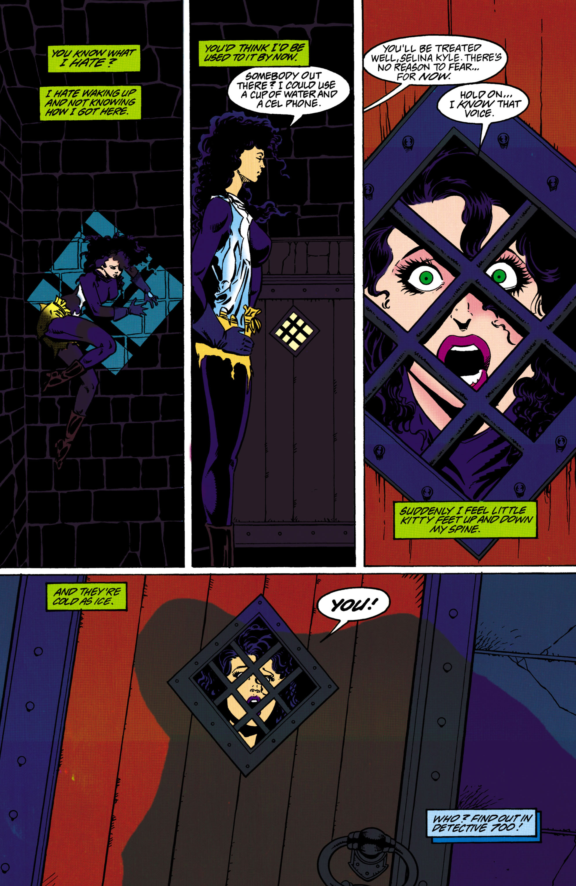 Catwoman (1993) Issue #35 #40 - English 22