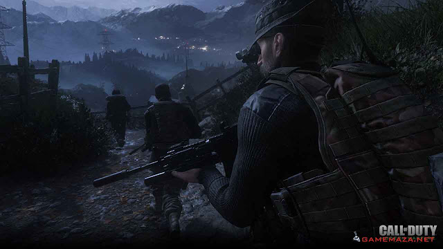 Call of Duty Modern Warfare Remastered Gameplay Screenshot 1