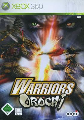 Warriors Orochi (LT 2.0/3.0) Xbox 360 Torrent
