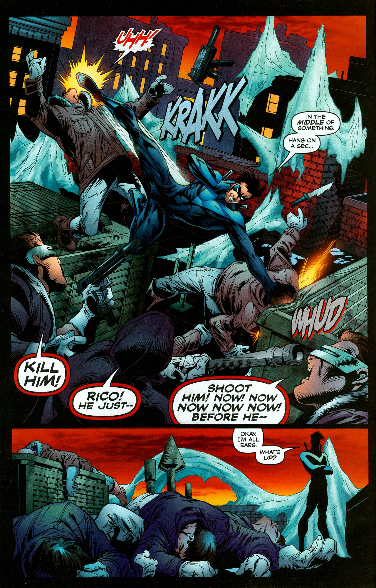 Read online Trinity (2008) comic -  Issue #7 - 11