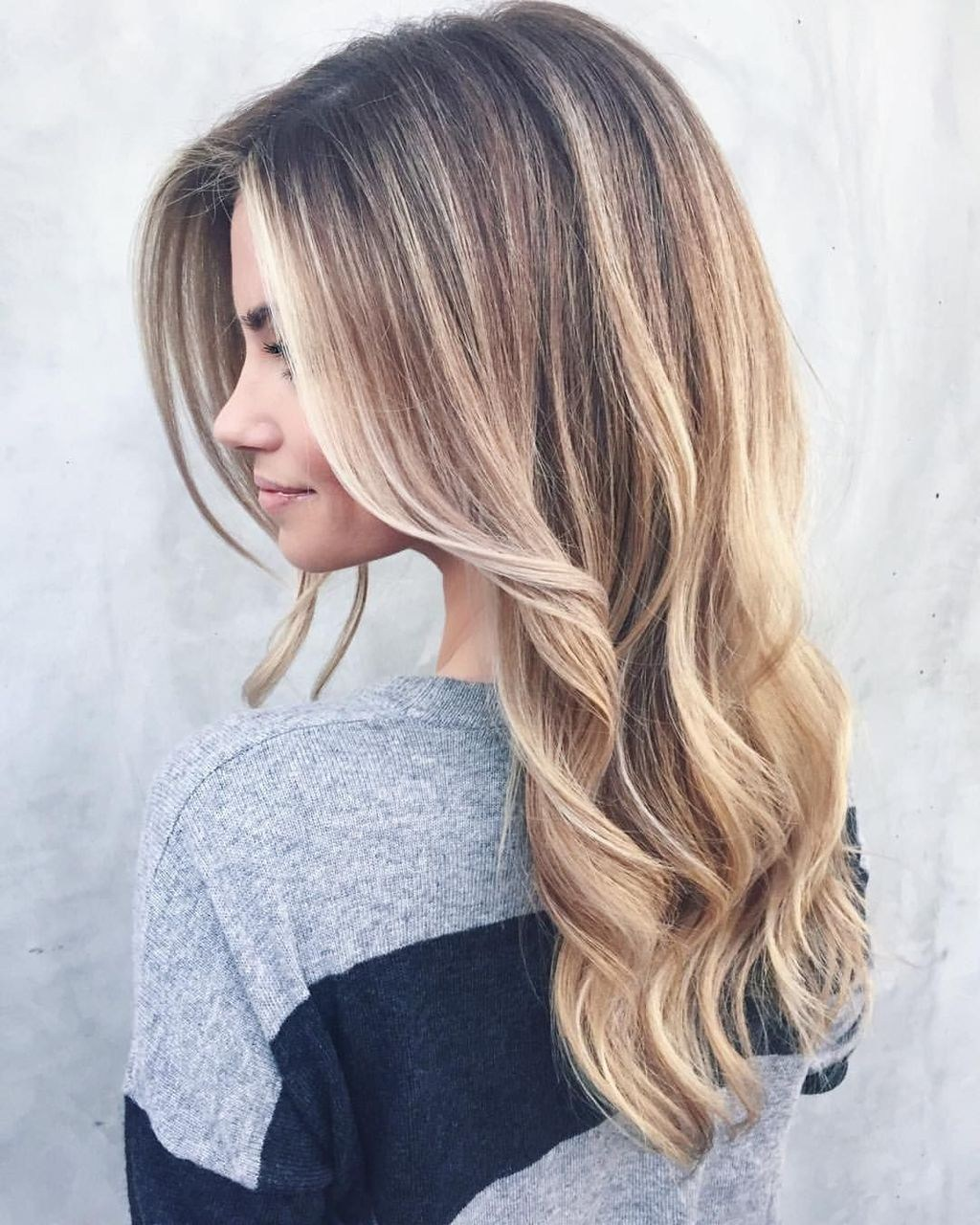 Hot Blonde Balayage Hairstyle Ideas For Any Season 03