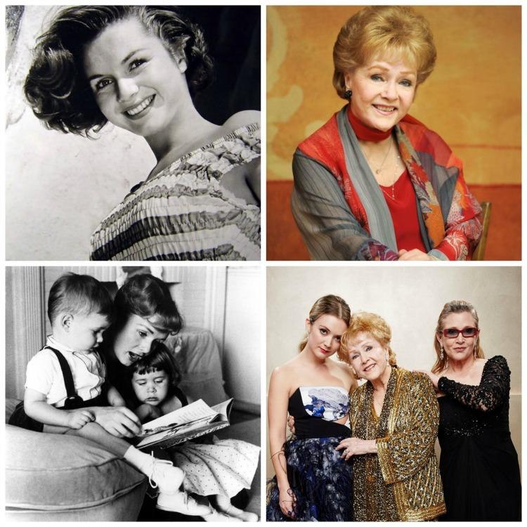 A Vintage Nerd Old Hollywood Starlets Debbie Reynolds