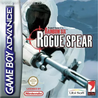 Rainbow Six: Rogue Spear ( BR ) [ GBA ]