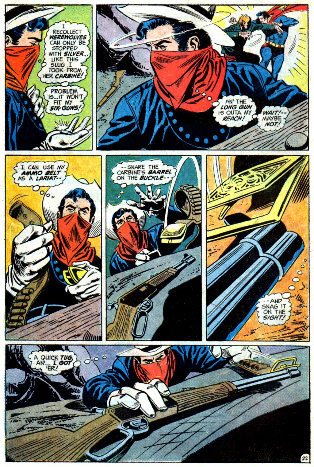 Read online World's Finest Comics comic -  Issue #214 - 30