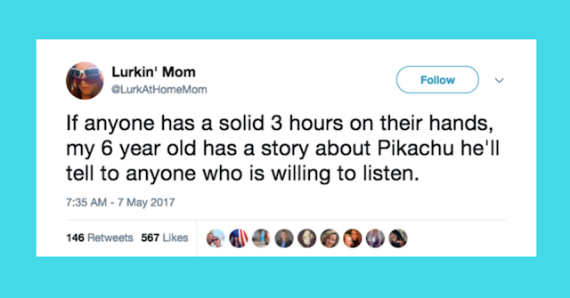 36 Tweets That Sum Up Life With 6-Year-Olds