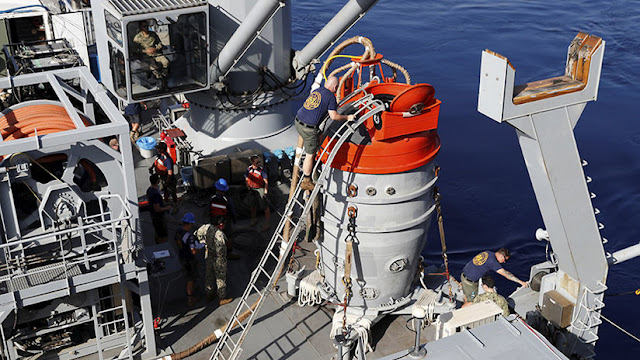 EE.UU. envía a Argentina el Comando de Rescate Submarino