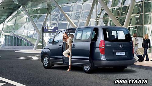 Hyundai Starex 9 chỗ Hải Phòng