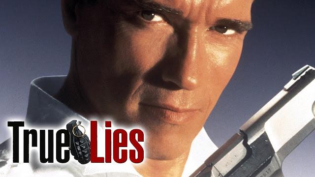 Hantu Baca Film Agen Rahasia Terbaik Paling Keren True Lies (1994)
