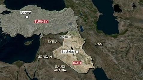 Σοβαρή ένταση στις σχέσεις Τουρκίας-Ιράκ