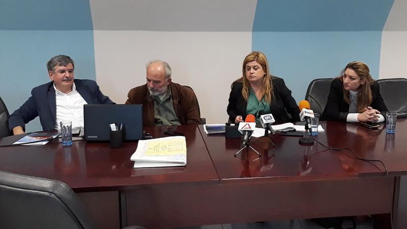 Περιοδεία στον Έβρο πραγματοποίησε η Υφυπουργός Μακεδονίας - Θράκης Ελευθερία Χατζηγεωργίου