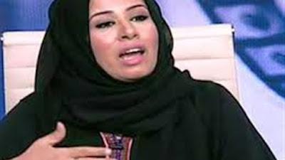 الكاتبة الإماراتية مريم الكعبي