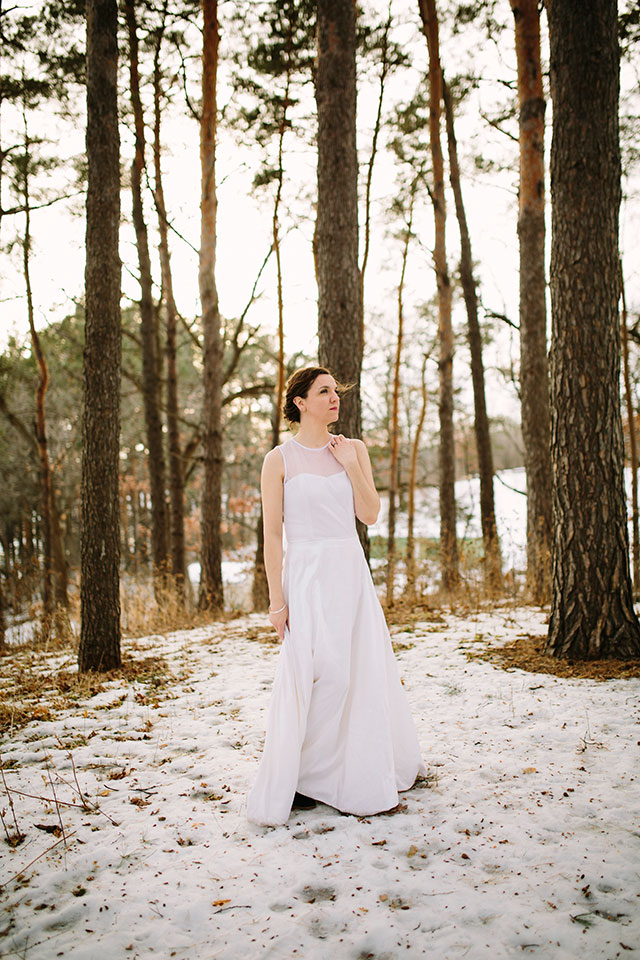 Why I chose to make my own wedding dress
