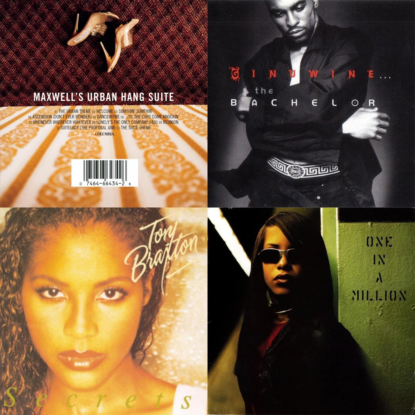 DAR Music: The 8 Best R&B Albums Of 1996 - DefineARevolution com