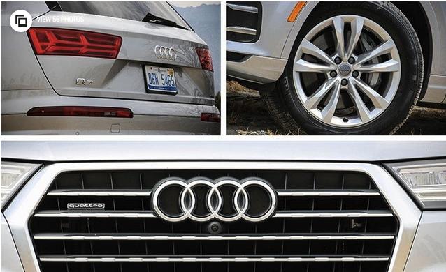 2020 Audi Q7 2.0T Review
