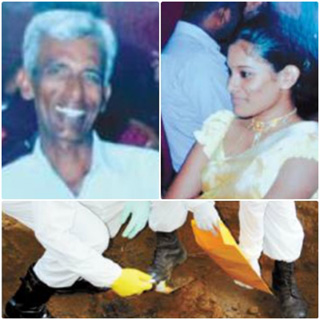 Walter-murder which created a sensation in Wattala ... with adopted daughter motivating husband to kill own father!