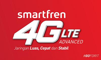 Cara Transfer Kuota Internet 4G smartfren Terbaru 2018