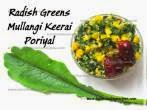 Greens Poriyal