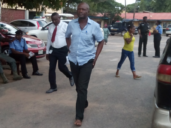lEKAN sHONDE IS HELPING POLICE WITH INVESTIGATION ON THE DEATH OF HIS WIFE RONKE BEWAJI SHONDE