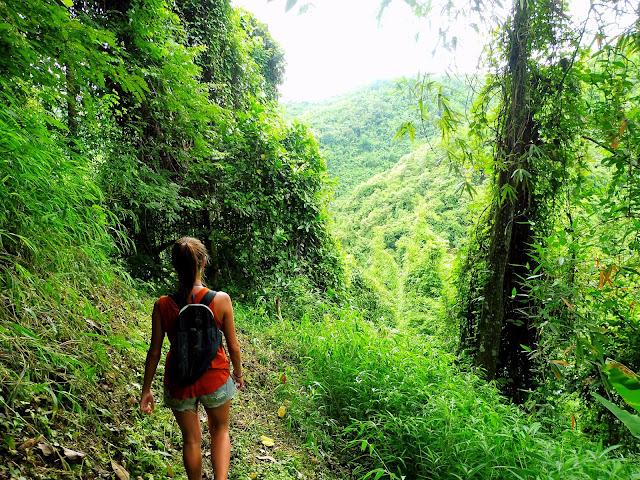laos trekking