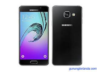 Cara Flash Samsung Galaxy A5 2016 SM-A510M