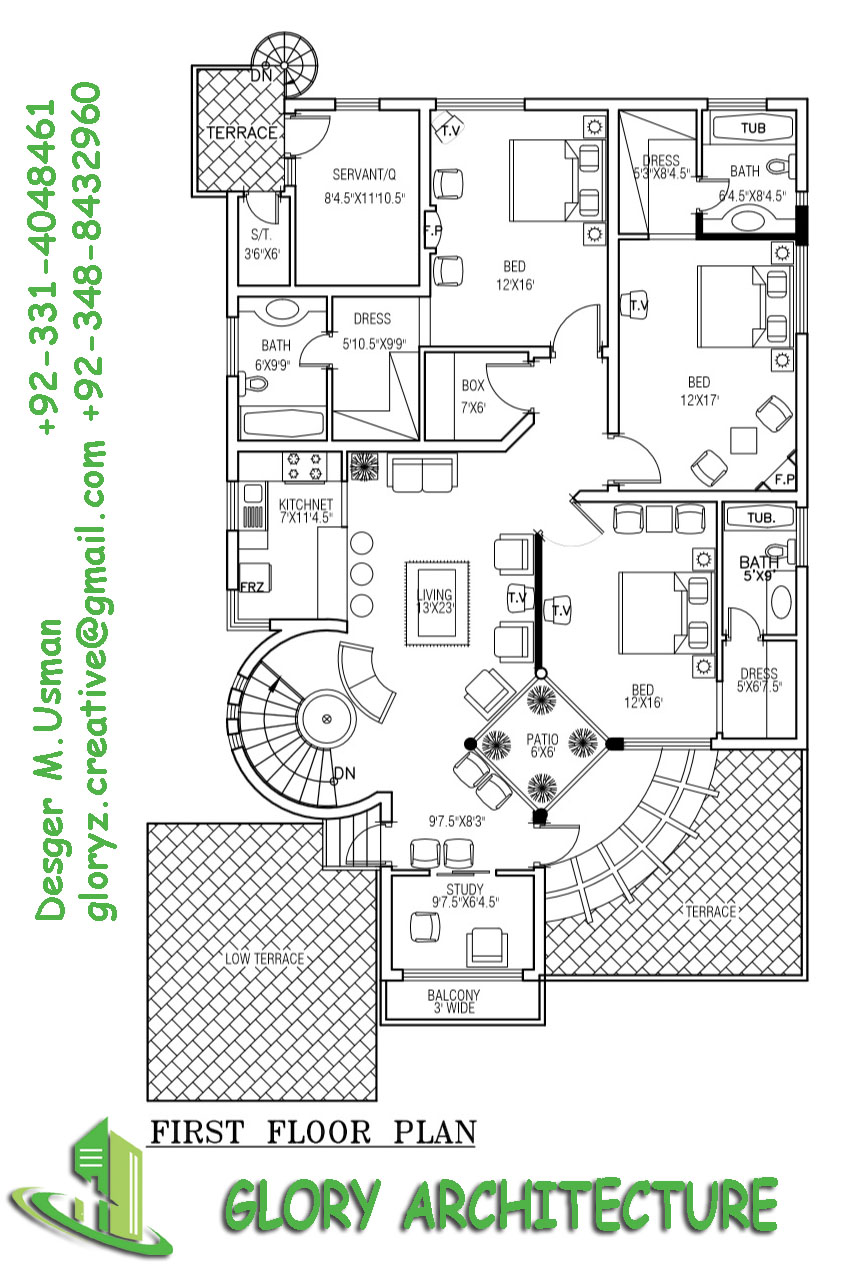 House Map Design Part - 35: Price Of Project Base On Plot Area And Design Drawings. Pleas Feel Free For  More Information Contact Us . Thanks Of You . G 15 Islamabad House Map ...