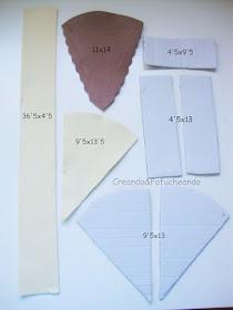 piezas-y-medidas-en-cartón-y-goma-eva-caja-porción-de-tarta-con-cartón-y-goma-eva