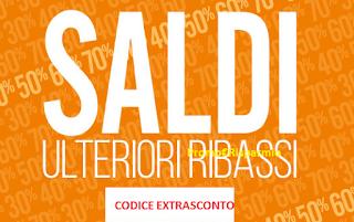 Logo Cisalfa Sport: Saldi ulteriori ribassi anche del 66% + codice Extrasconto