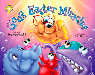 Diy mom an excellent easter gift gods easter miracles by lee the sea kids are at sunday school and are having fun making easter themed crafts miss linda the sunday school teacher organizes an easter egg negle Gallery