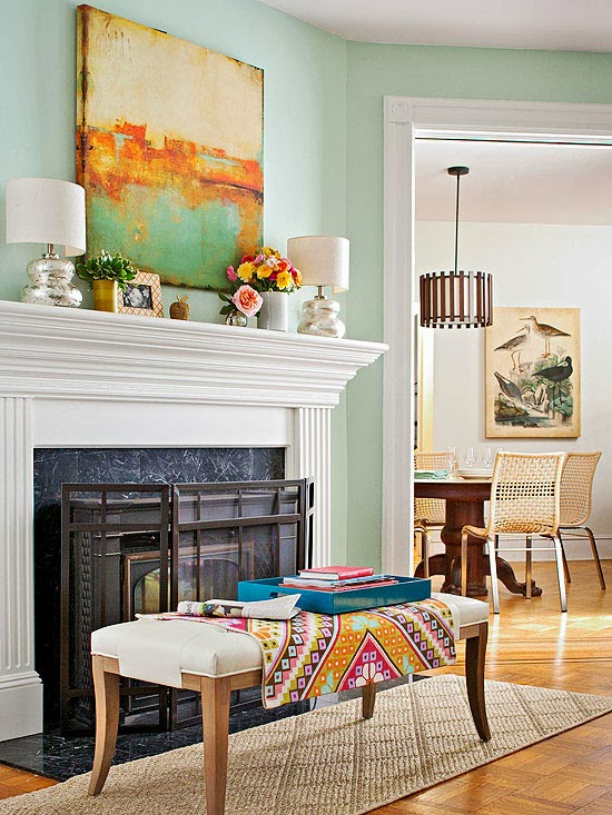easy and fast home decorating projects under 20