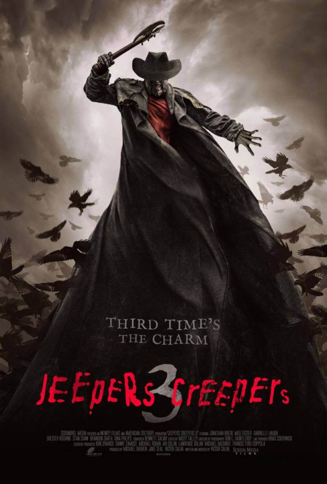 Kẻ Săn Lùng Sợ Hãi 3 - Jeepers Creepers 3: Cathedral (2017)