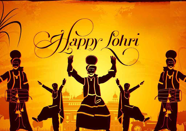happy Lohri wishes sms quotes images in punjabi