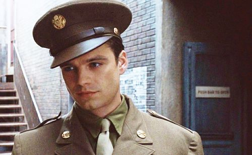 """I'm with you till the end of the line, Pal."" ~ James Buchanan ""Bucky"" Barnes."