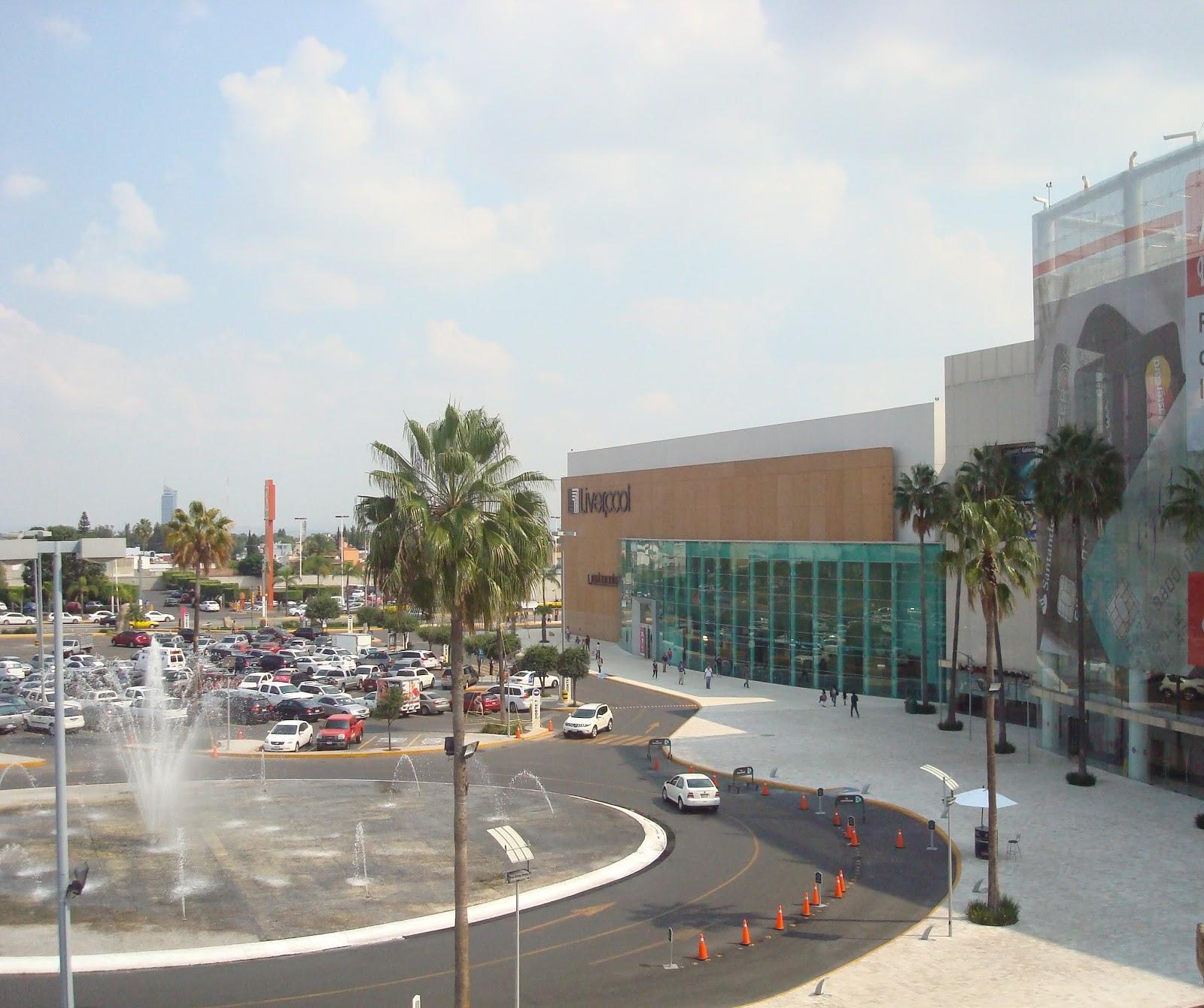 Sancarlosfortin Glorieta De Plaza Galerias En Guadalajara