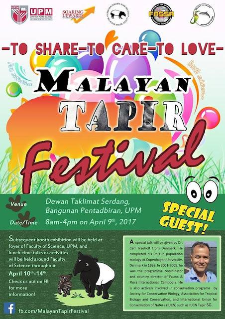 UPM-Malayan-Tapir-Festival-2017
