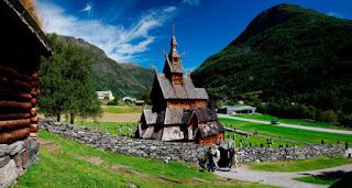 Borgund Stave Chirch