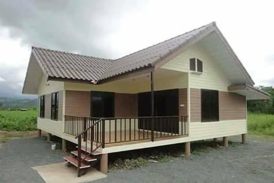 rumah kayu keren