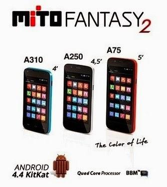 Mencicipi Mito Fantasy 2 Dengan Rasa Android KitKat